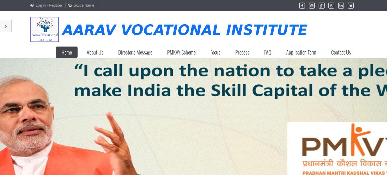 Aarav Vocational Institute